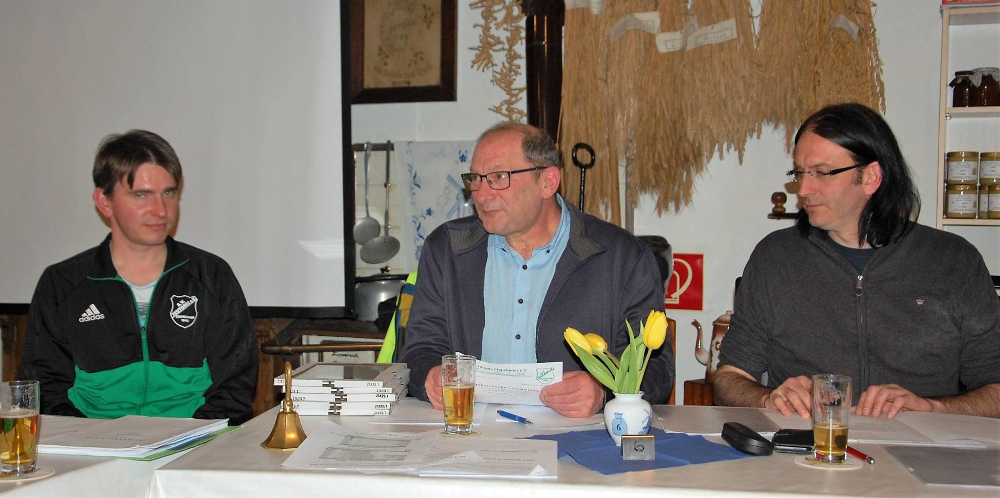 SV Teutonia Stapelmoor - Aktuelles & Infos